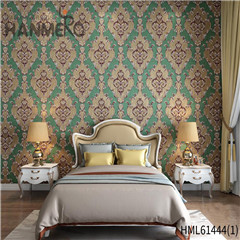 HANMERO Non-woven wallpaper for home decor Bamboo Bronzing European Photo studio 0.53*10M New Style
