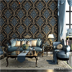 HANMERO Non-woven New Style wallpaper buy Bronzing European Photo studio 0.53*10M Bamboo