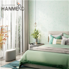 HANMERO Non-woven Affordable wallpaper for house walls Flocking Modern Home 0.53*10M Geometric