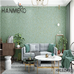 HANMERO Non-woven Affordable Geometric Flocking 0.53*10M Home Modern contemporary wallpaper for home