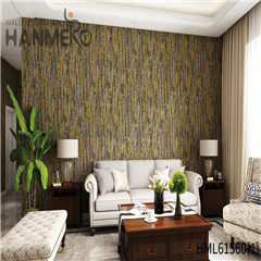 HANMERO Non-woven Home Geometric Flocking Modern Affordable 0.53*10M more wallpapers