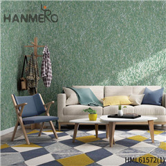 HANMERO Non-woven Affordable Modern Flocking Geometric Home 0.53*10M pattern wallpaper for home