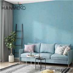 HANMERO Non-woven Flocking Geometric Affordable Modern Home 0.53*10M temporary walls for sale