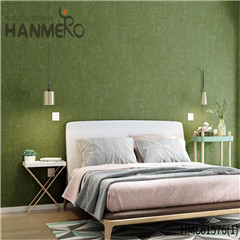 HANMERO Non-woven Affordable Flocking Geometric Modern Home 0.53*10M high quality wallpaper for home