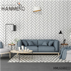 HANMERO PVC Photo Quality Stone Deep Embossed Chinese Style wallpaper online shop 0.53*10M Saloon