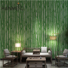 HANMERO PVC Photo Quality Stone Deep Embossed Chinese Style Saloon wallpaper in home 0.53*10M