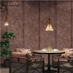 HANMERO PVC Photo Quality Stone 0.53*10M Chinese Style Saloon Deep Embossed modern wallpaper for home