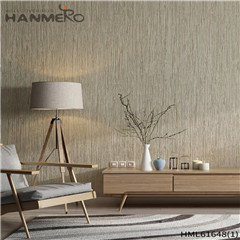 HANMERO PVC Chinese Style Stone Deep Embossed Photo Quality Saloon 0.53*10M simple wallpaper designs for walls