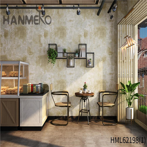 HANMERO PVC contemporary wallpaper Bamboo Deep Embossed Kids Home Wall 0.53*10M Seamless