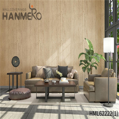 HANMERO PVC Seamless Deep Embossed Bamboo Kids Home Wall 0.53*10M unusual wallpaper for home