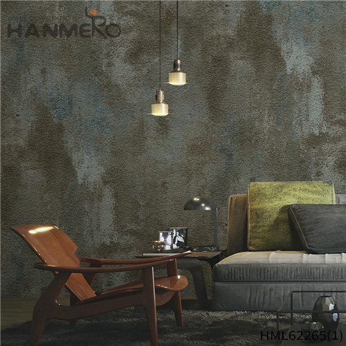 HANMERO stores that carry wallpaper Seamless Bamboo Deep Embossed Kids Home Wall 0.53*10M PVC
