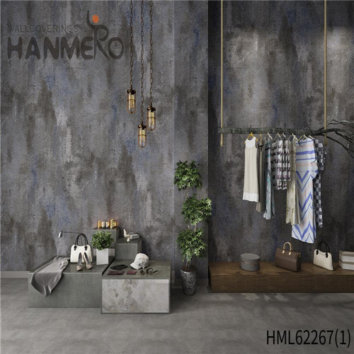 HANMERO high resolution wallpaper Seamless Bamboo Deep Embossed Kids Home Wall 0.53*10M PVC