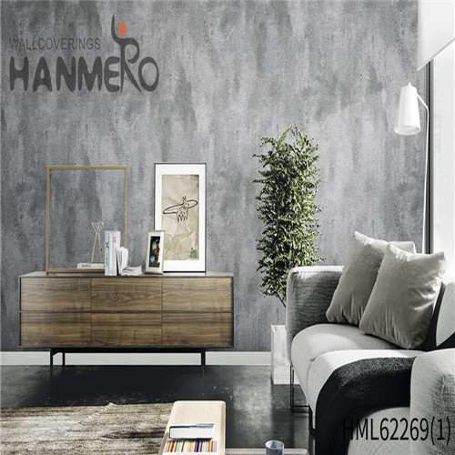 HANMERO cool wallpaper for home Seamless Bamboo Deep Embossed Kids Home Wall 0.53*10M PVC