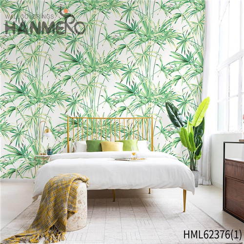 HANMERO Non-woven Hot Sex Flowers Flocking Sofa background Classic 0.53*10M unique wallpaper for home
