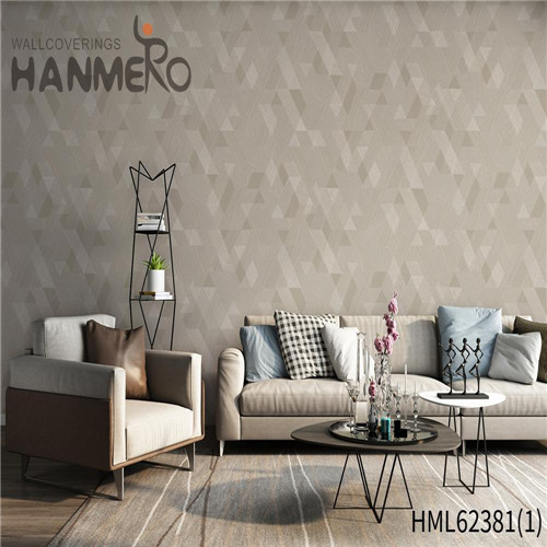 HANMERO Flocking Hot Sex Flowers Non-woven Classic Sofa background 0.53*10M wallpaper for interior walls