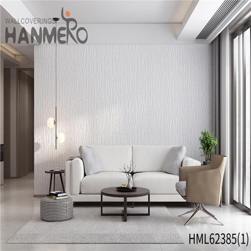 HANMERO Non-woven Flowers Hot Sex Flocking Classic Sofa background 0.53*10M wallpaper for interior