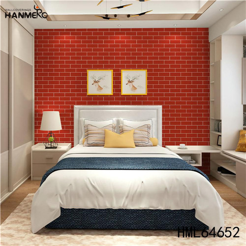 HANMERO Geometric SGS.CE Certificate PVC Technology European Photo studio 0.53M best wallpapers for home walls