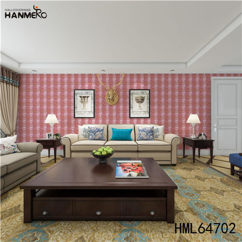 HANMERO designer wall papers SGS.CE Certificate Geometric Technology European Photo studio 0.53M PVC