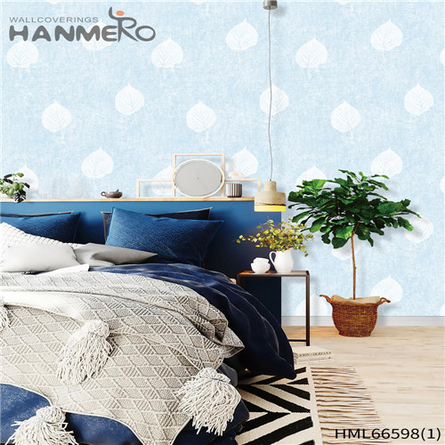 HANMERO bathroom wallpaper Awesome Landscape Technology Pastoral Children Room 0.53*10M Non-woven