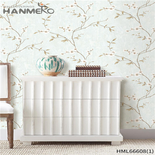 HANMERO Non-woven Awesome Landscape Technology Pastoral Children Room home decor wallpaper designs 0.53*10M
