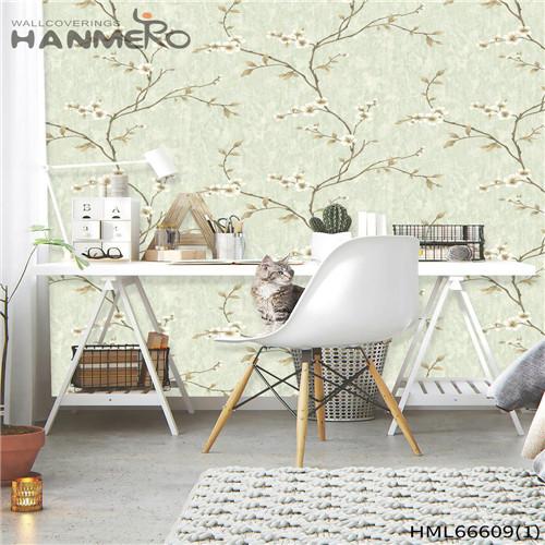 HANMERO 0.53*10M Awesome Landscape Technology Pastoral Children Room Non-woven wallpaper for homes decorating