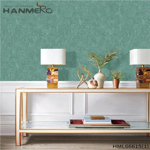 HANMERO Non-woven Awesome Landscape Technology Pastoral 0.53*10M Children Room wallpaper border samples