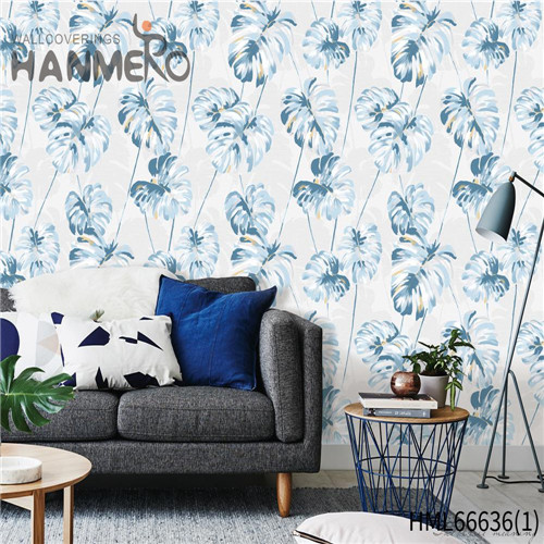 HANMERO Non-woven Awesome Landscape Children Room Pastoral Technology 0.53*10M designer wallpaper coverings
