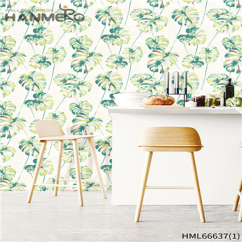 HANMERO Non-woven Awesome Landscape Technology Children Room Pastoral 0.53*10M wallpaper interior walls