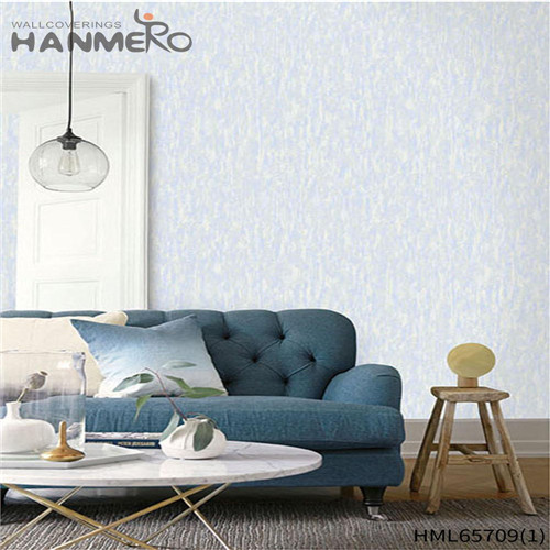 HANMERO pattern wallpaper High Quality Flowers Bronzing European Living Room 0.53M Non-woven