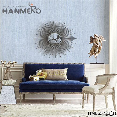 HANMERO Non-woven High Quality Flowers Bronzing wallpaper wallpaper wallpaper Living Room 0.53M European