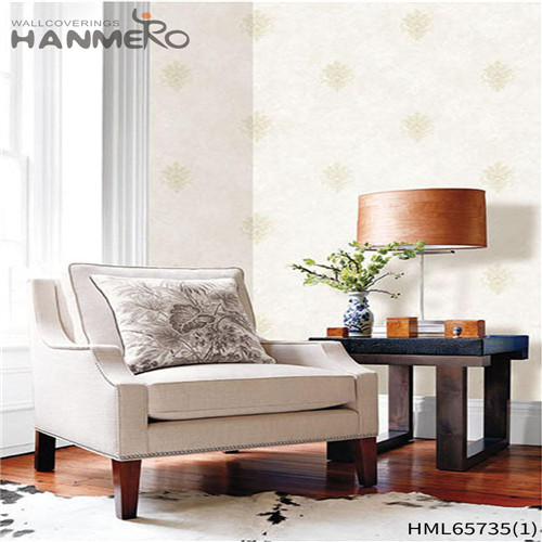 HANMERO 0.53M High Quality Flowers Bronzing European Living Room Non-woven purchase wallpaper