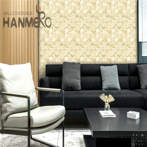 HANMERO PVC Durable Brick Technology Chinese Style 0.53*10M Theatres pattern wallpaper for home