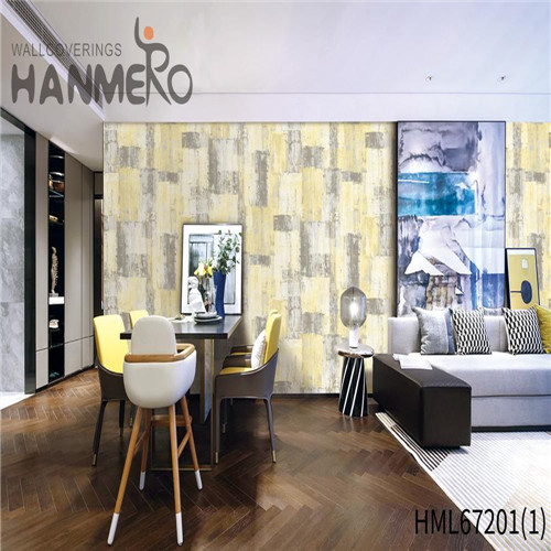 HANMERO PVC Durable Theatres Technology Chinese Style Brick 0.53*10M home wallpaper samples