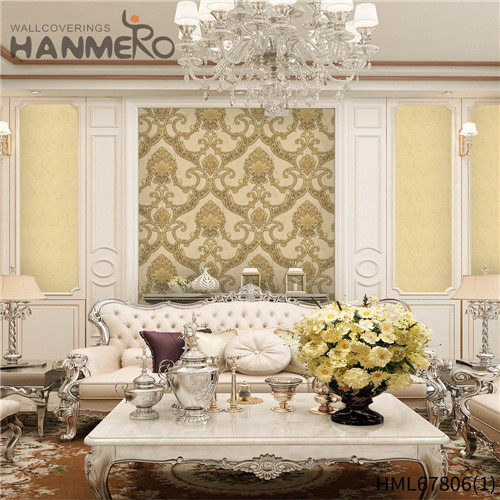 HANMERO PVC Affordable Landscape Deep Embossed Chinese Style Household 0.53M 3d wallpaper
