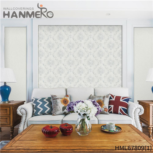 HANMERO PVC unique wallpaper Landscape Deep Embossed Chinese Style Household 0.53M Affordable