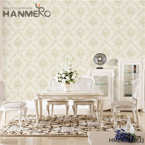 HANMERO PVC Affordable pattern wallpaper Deep Embossed Chinese Style Household 0.53M Landscape