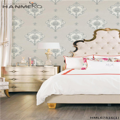 HANMERO PVC Affordable Landscape wallpaper house Chinese Style Household 0.53M Deep Embossed