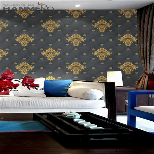 HANMERO PVC Affordable Landscape Household Chinese Style Deep Embossed 0.53M purchase wallpaper online