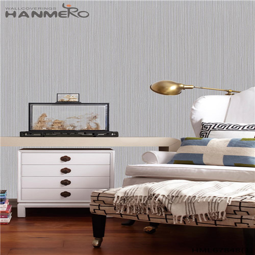 HANMERO Chinese Style Affordable Landscape Deep Embossed PVC Household 0.53M home wall wallpaper