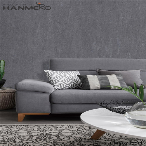 HANMERO PVC Chinese Style Landscape Deep Embossed Affordable Household 0.53M home wallpaper decor