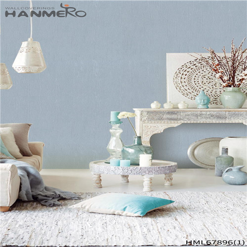 HANMERO PVC Landscape Affordable Deep Embossed Chinese Style Household 0.53M wide wallpaper home decor