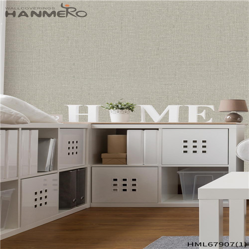 HANMERO 0.53M modern black wallpaper Landscape Deep Embossed Chinese Style Household Affordable PVC