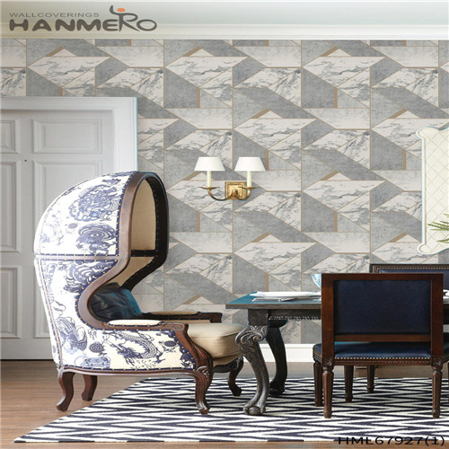 HANMERO Affordable PVC Landscape 0.53M shop online wallpaper Household Deep Embossed Chinese Style