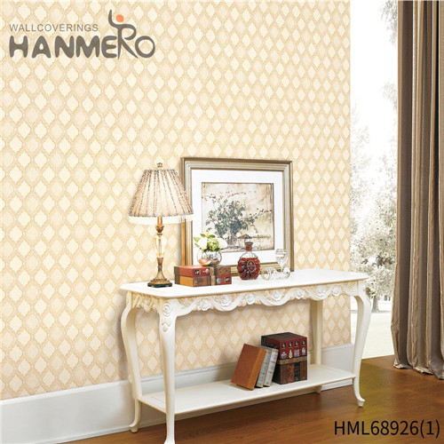 HANMERO PVC Seamless Nightclub Technology European Geometric 1.06*15.6M design of wallpapers of rooms
