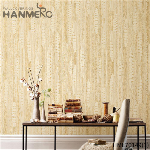 HANMERO Non-woven 0.53*10M Landscape Technology Classic Sofa background Awesome unique wallpaper for home