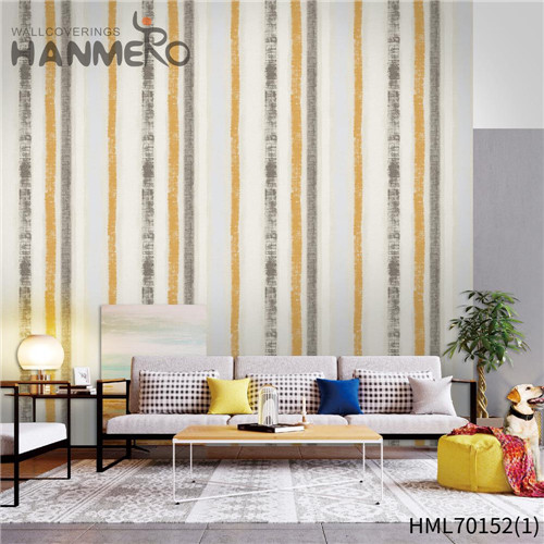 HANMERO Non-woven Awesome Landscape Technology 0.53*10M Sofa background Classic wallpaper for bedroom wall