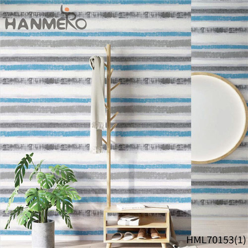 HANMERO Non-woven Awesome Landscape Technology Classic 0.53*10M Sofa background picture wallpaper
