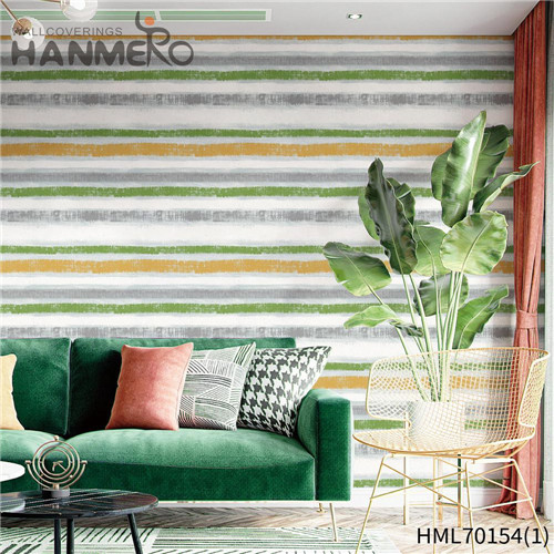 HANMERO Sofa background Awesome Landscape Technology Classic Non-woven 0.53*10M wallpaper designs for bathroom