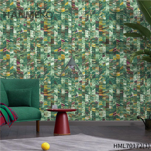 HANMERO Technology Awesome Landscape Non-woven Classic Sofa background 0.53*10M house decoration wallpaper