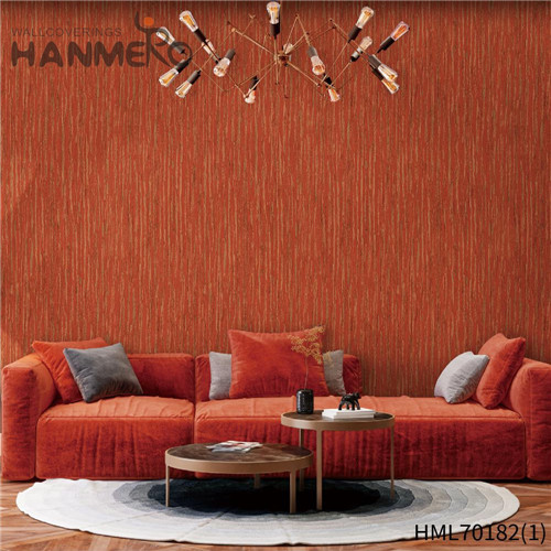 HANMERO 0.53*10M latest bedroom wallpaper designs Landscape Technology Classic Sofa background Awesome Non-woven